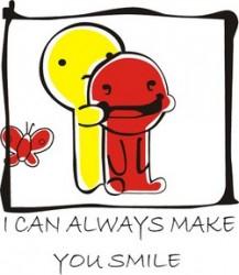 Я всегда заставлю тебя улыбаться