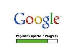 Обновление Pagerank